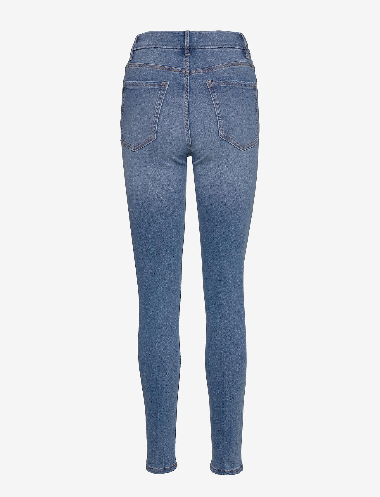 Lindex - Trousers denim Clara blue - skinny jeans - denim - 1