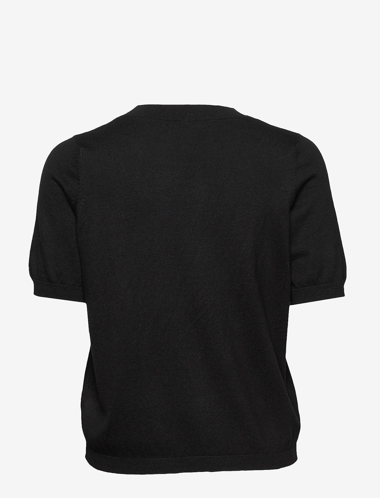 Lindex Sweater Polly - T-shirty i zopy BLACK - Kobiety Odzież.