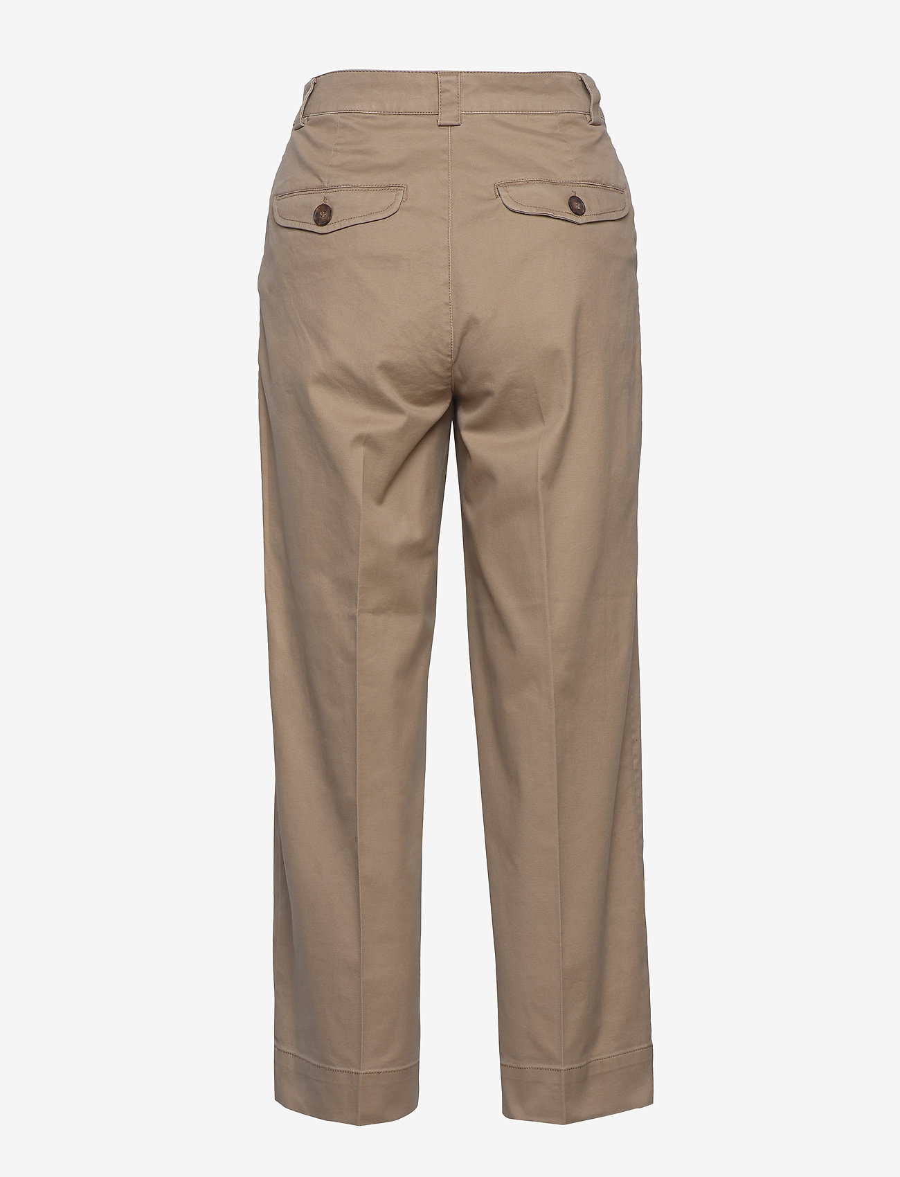Lindex - Trousers Lisen - chinos - beige - 1
