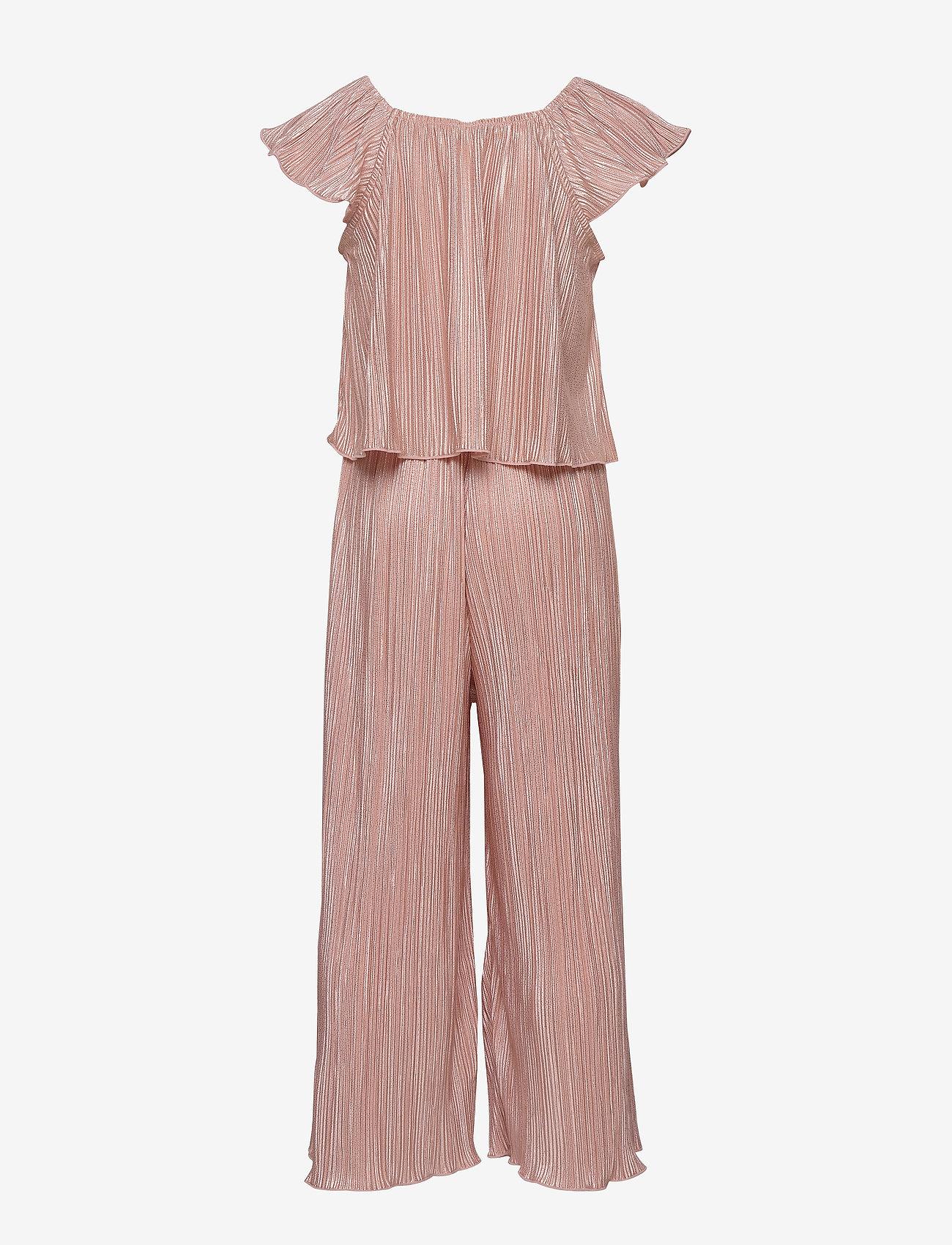 Lindex Jumpsuit Savanna - Byxdress Dusty Pink