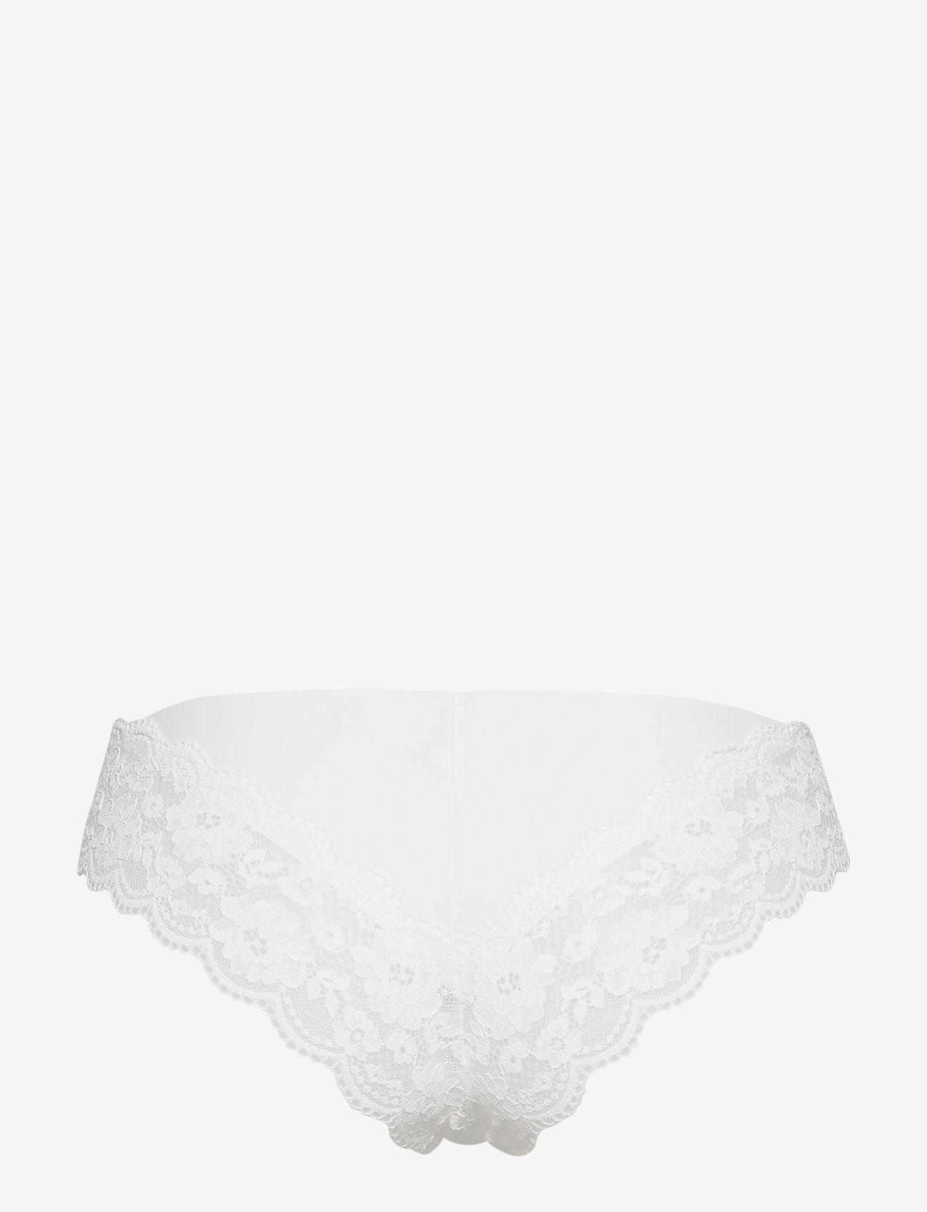 Brief Brazilian Reg Invisible (White) - Lindex xIiJJ5