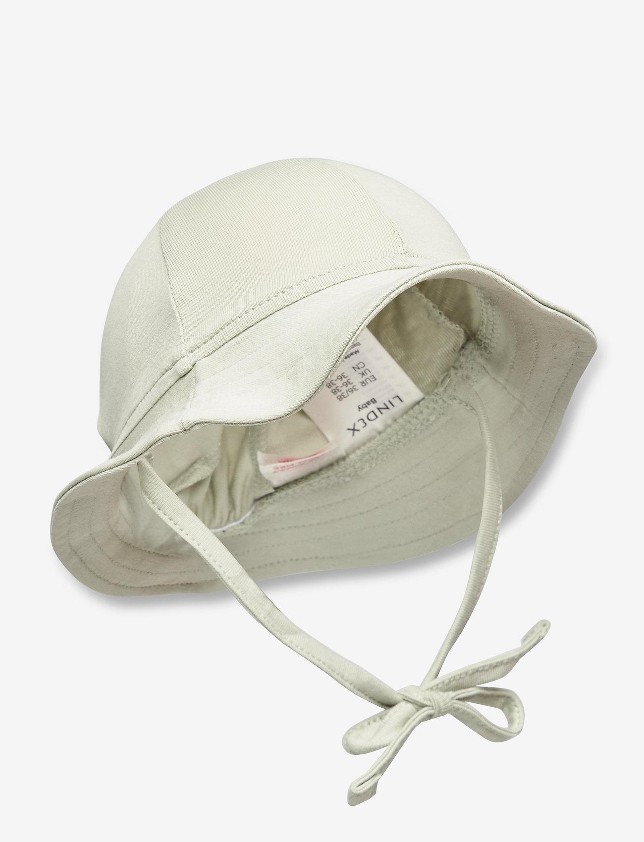 Lindex - Headgear - kapelusz przeciwsłoneczny - dusty green - 0