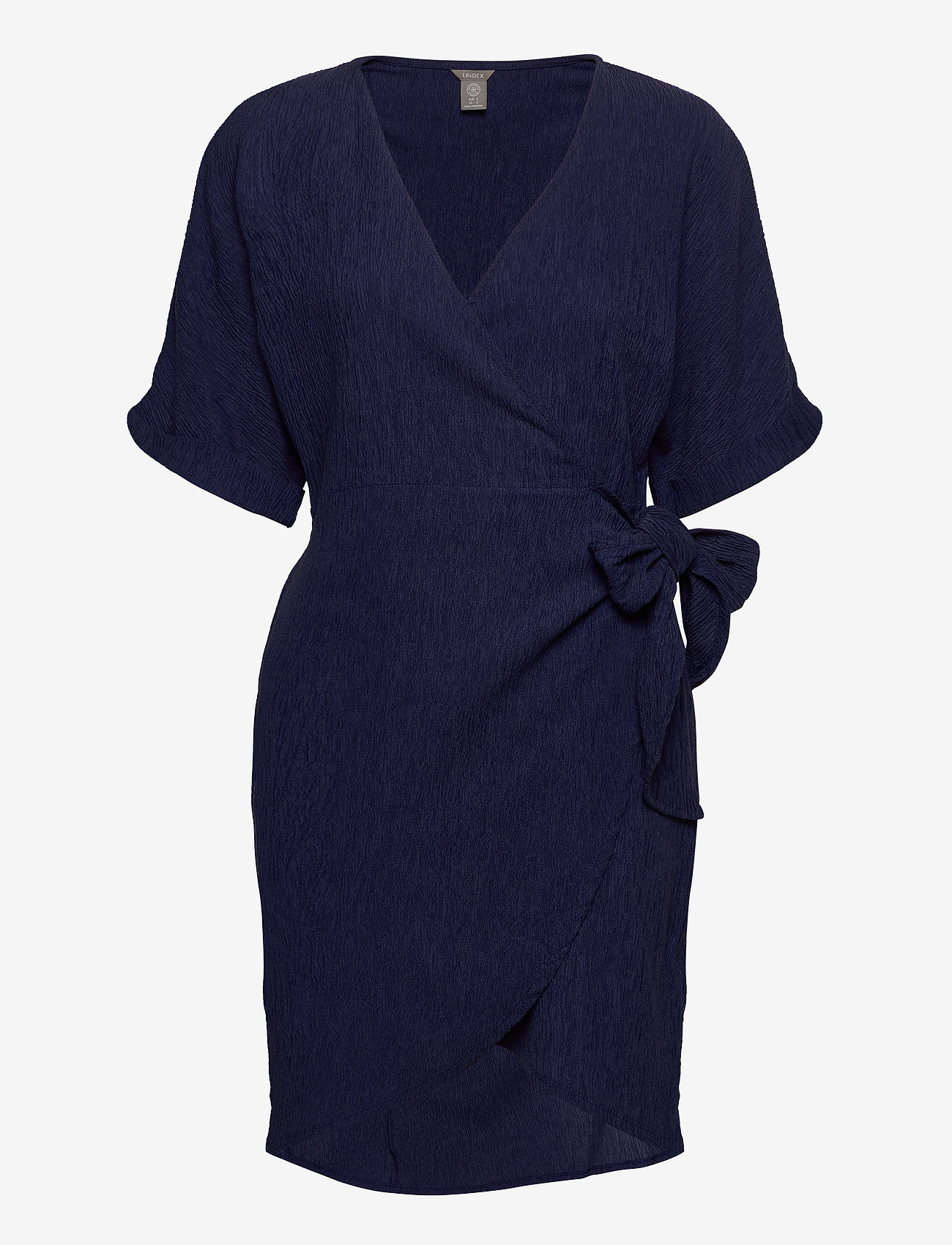Lindex - Tunic Lisa - tuniques - dark dusty blue - 0