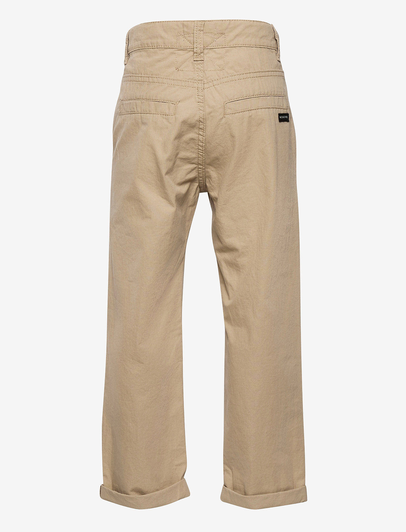 Lindex - Trousers chinos skatefit - trousers - beige - 1