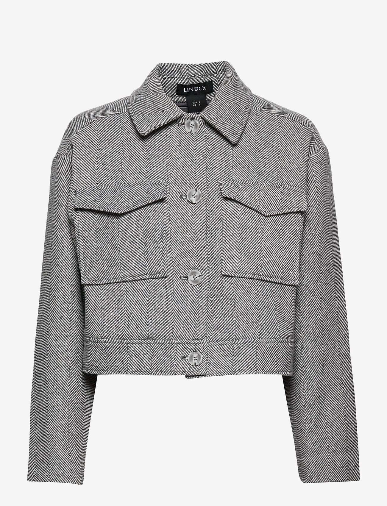 Lindex - Jacket Winnie - lichte jassen - grey - 0
