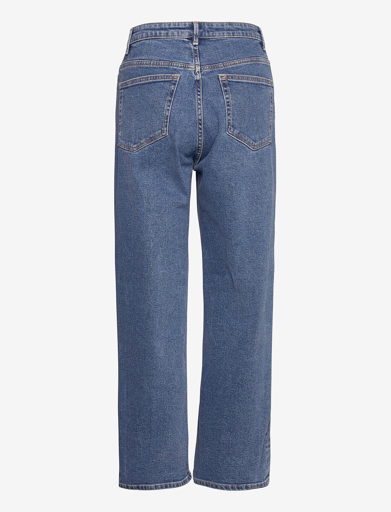 Trousers Denim Hanna Retro Blu (Denim Blue) (29.99 €) - Lindex kgoYK