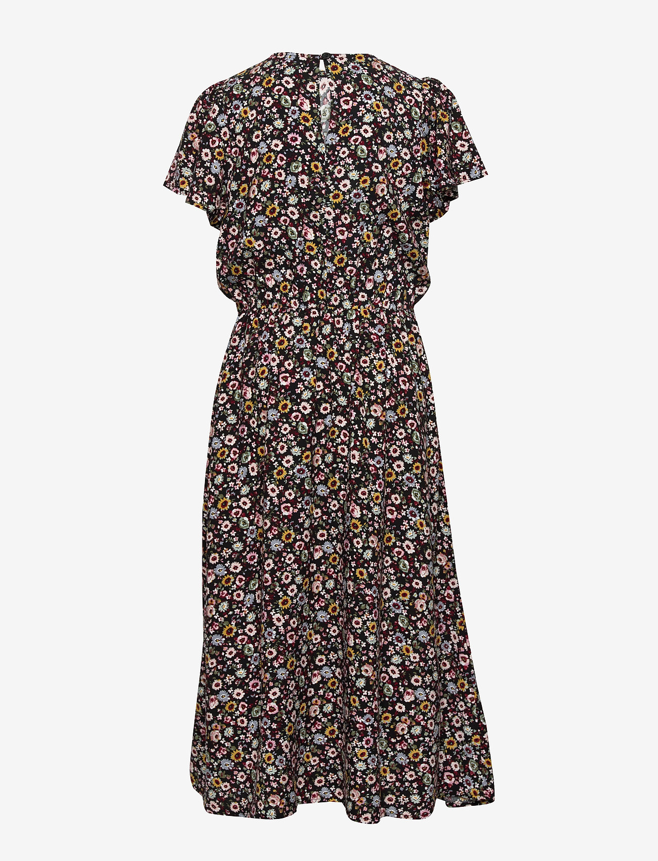 Lindex - Dress Maxi Helena - robes - black - 1