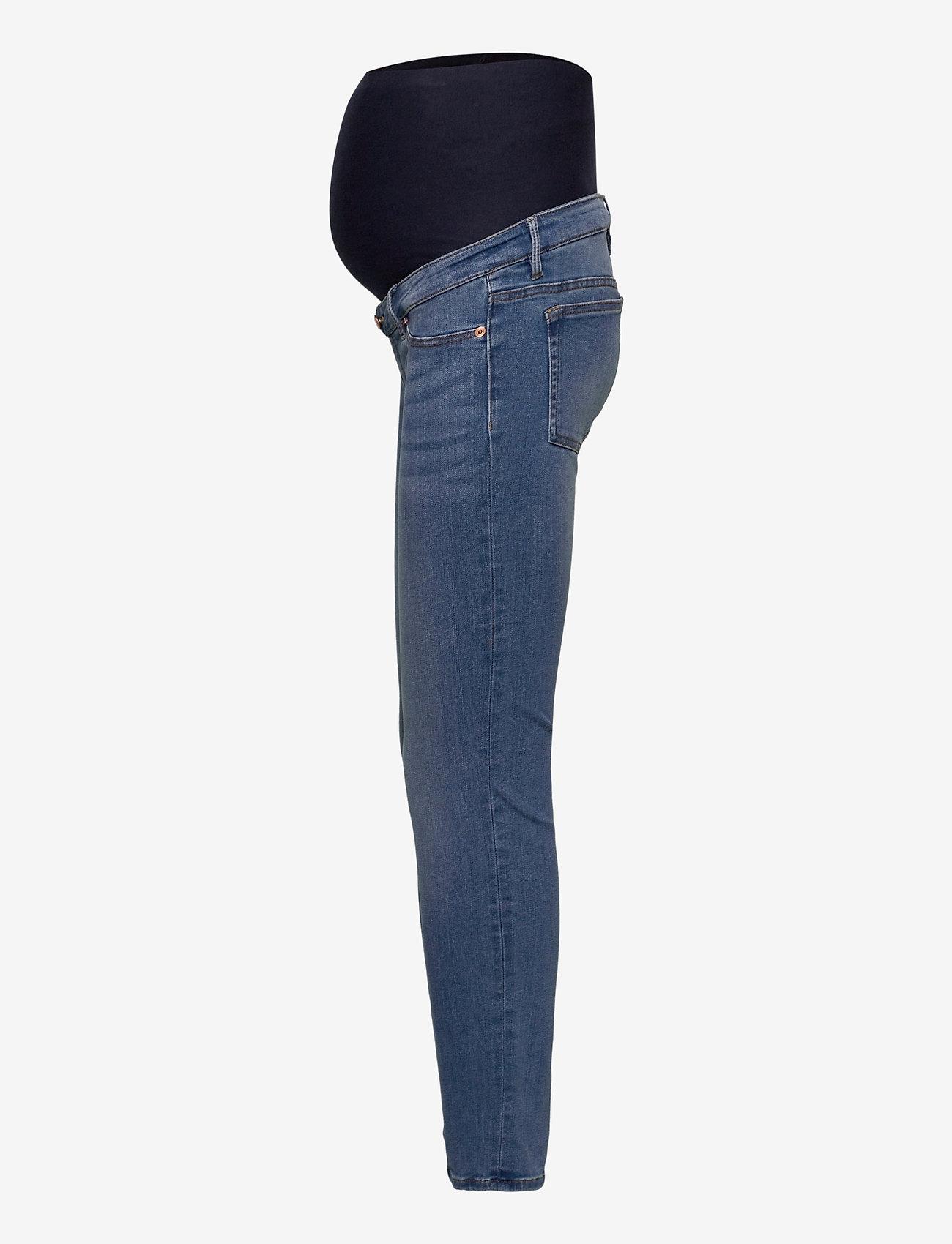 Trousers Denim Mom Clara Blue (Blue) (45.49 €) - Lindex VQZIe