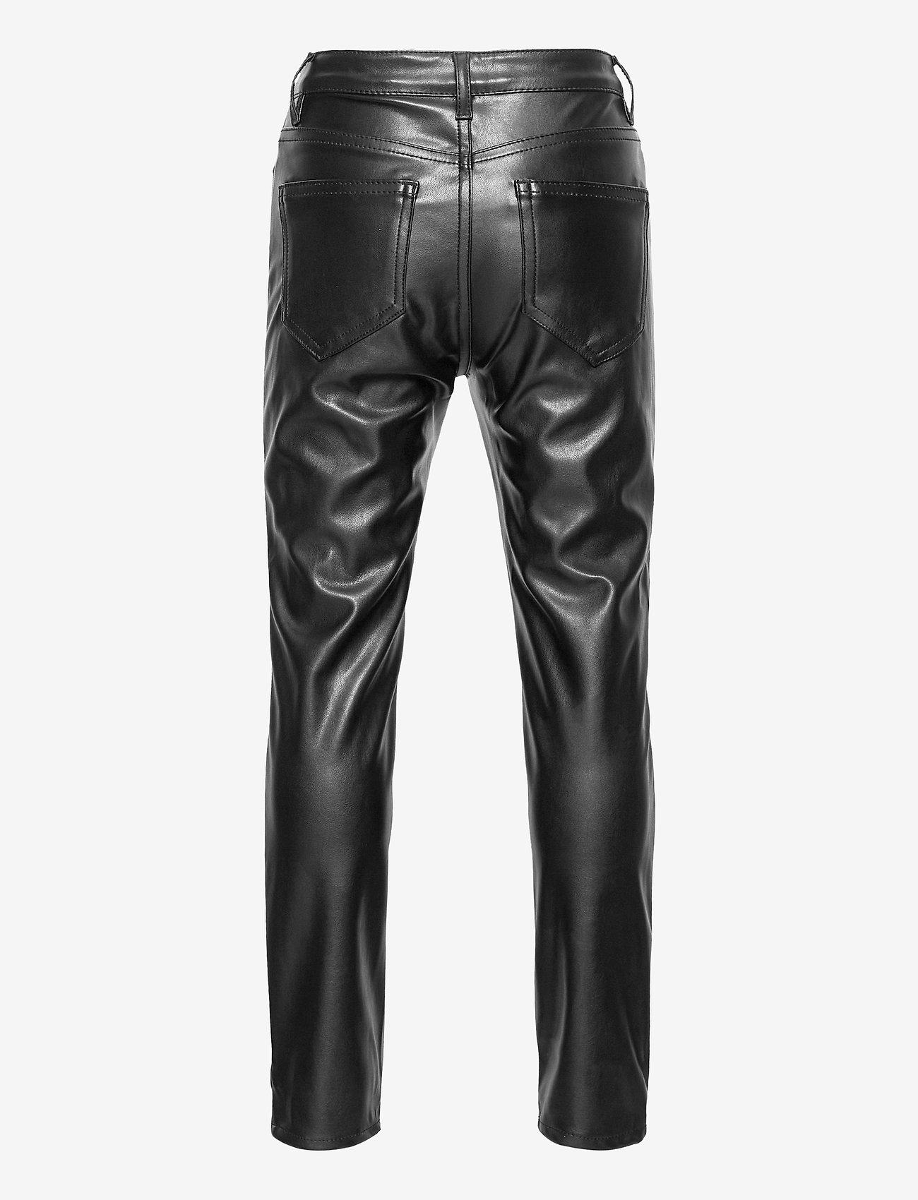 Lindex - Trousers Gigi - trousers - black - 1
