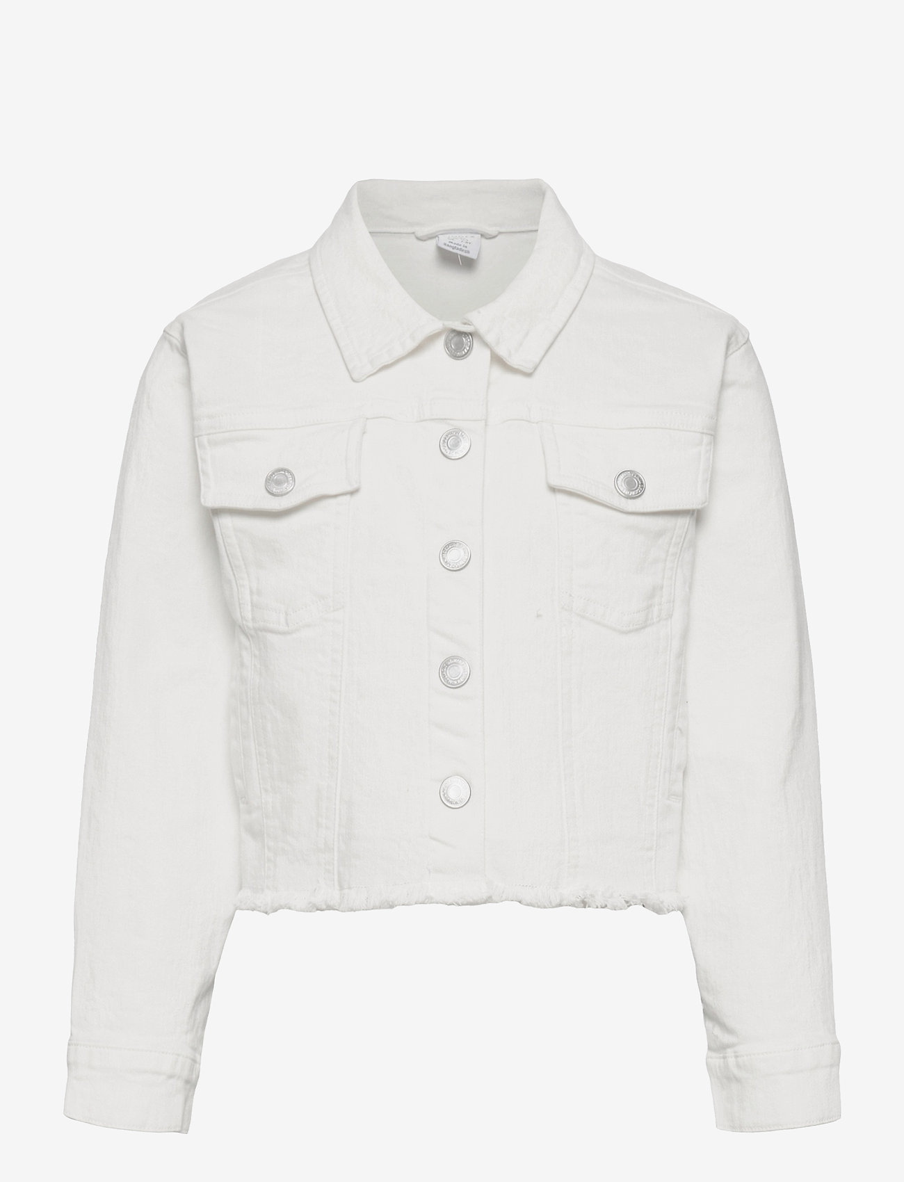 Lindex - Jacket twill Nasha - spijkerjassen - white - 0