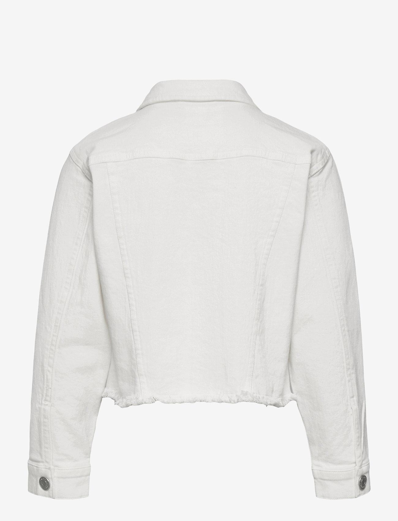 Lindex - Jacket twill Nasha - spijkerjassen - white - 1