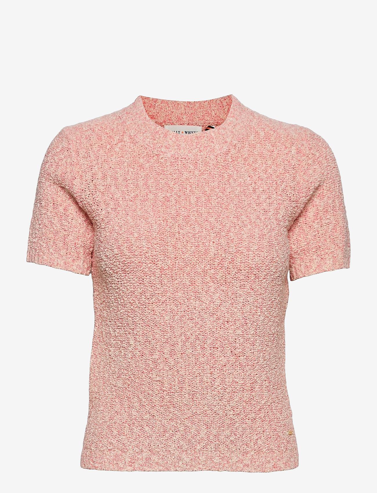 Lindex - Jumper Ninette - strikkede toppe - pink - 0