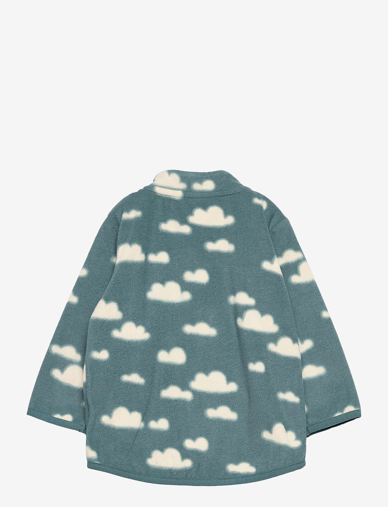 Lindex - Jacket fleece - fleecetøj - turquoise - 1