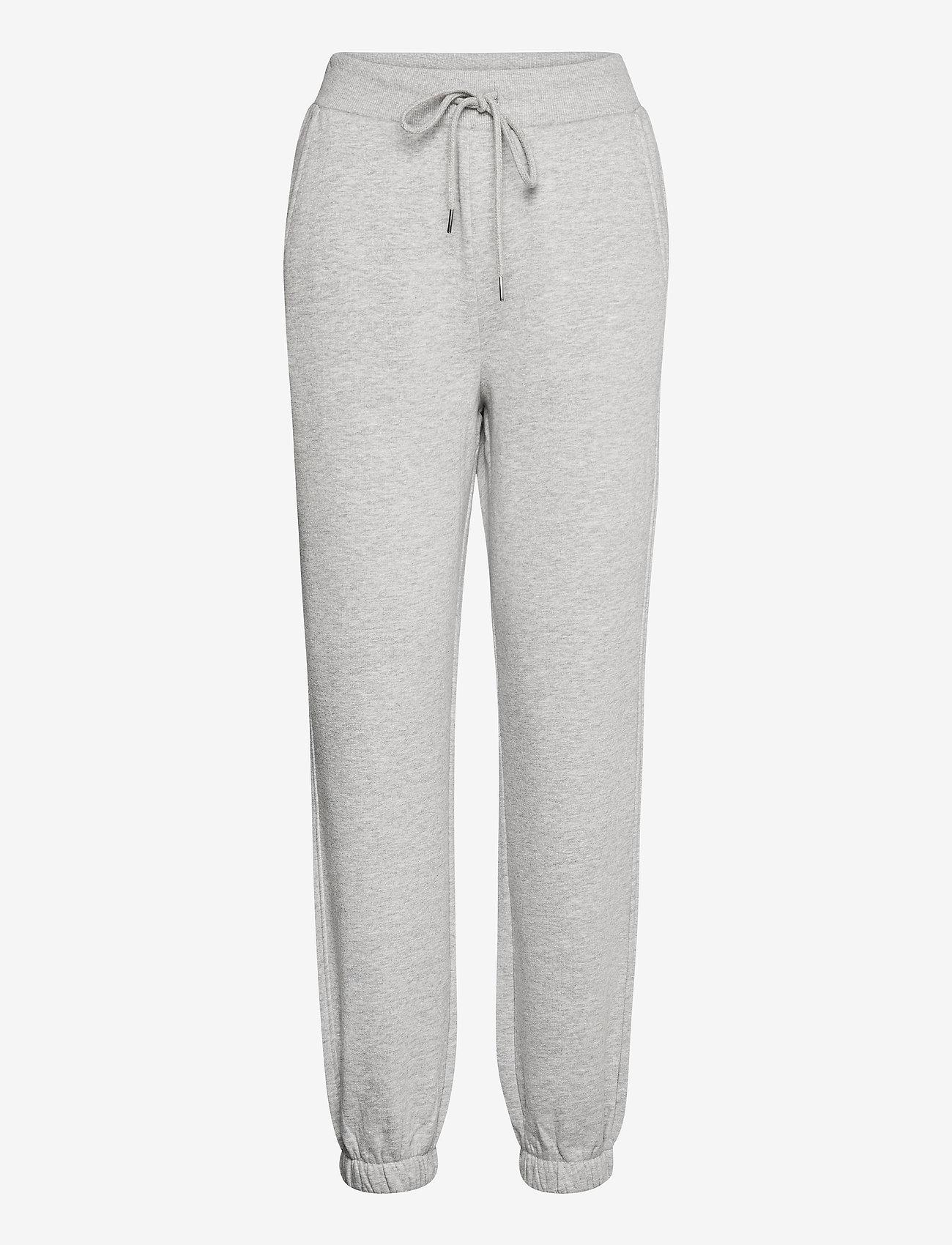 Lindex - Trouser Pernille - sweatpants - grey - 0