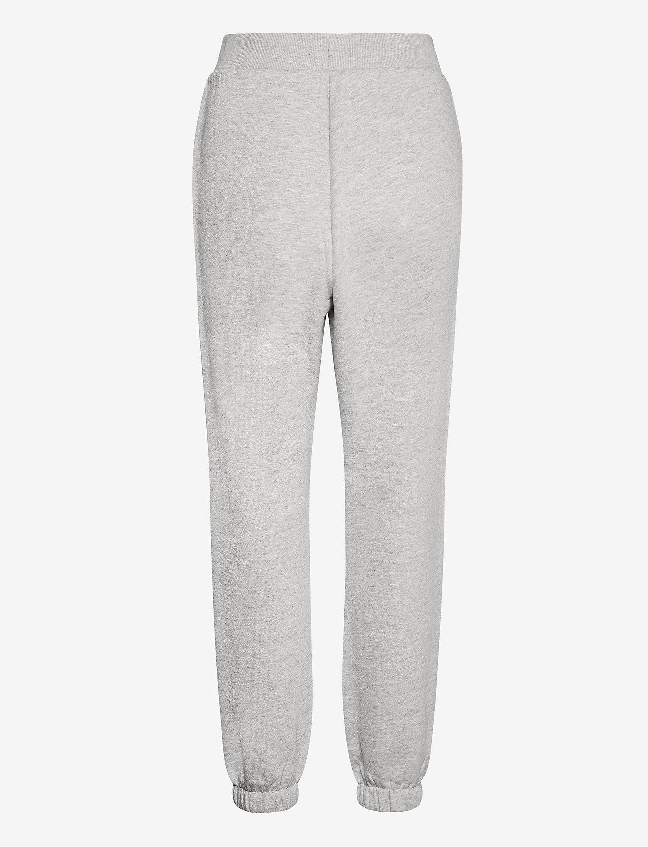 Lindex - Trouser Pernille - sweatpants - grey - 1