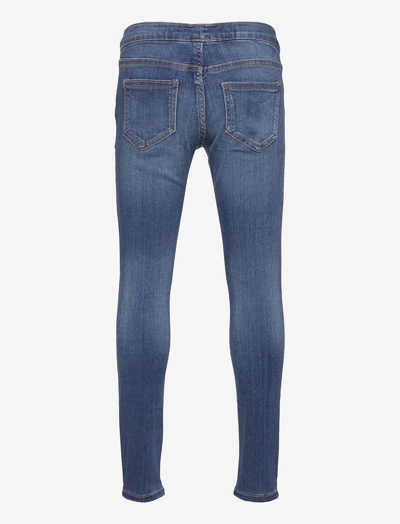 Lindex - trousers denim Ida blue - jeans - blue - 1