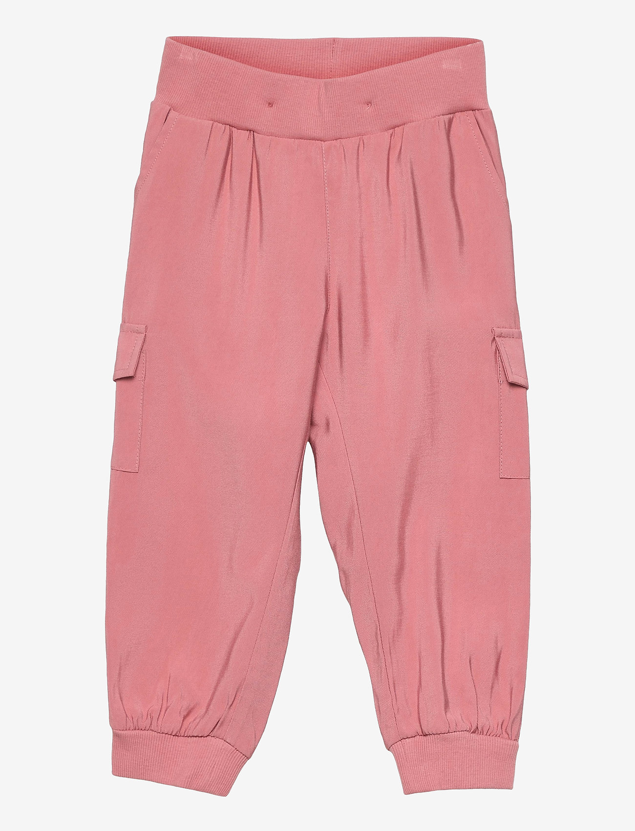 Lindex - Trousers Arlene2 - trousers - pink - 0