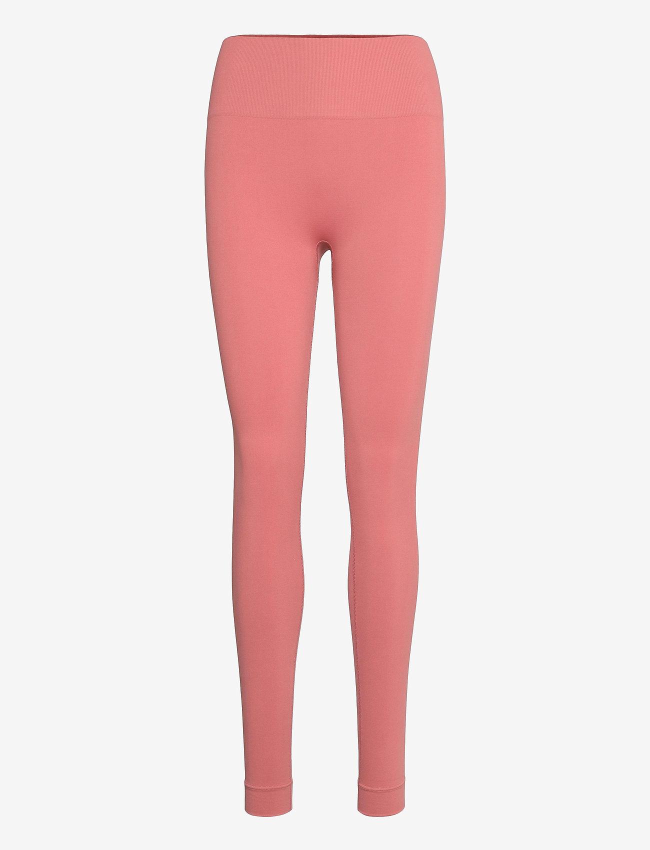 Lindex - Leggings Ella Seamless - leggings - pink - 1