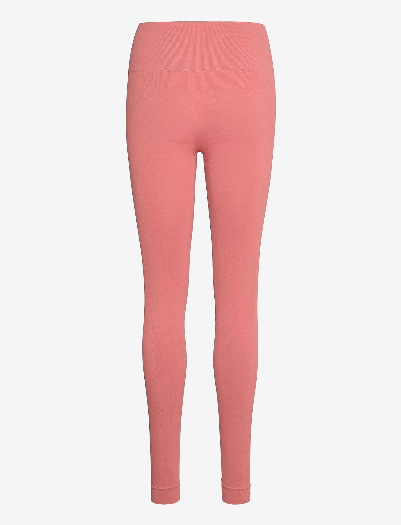 Lindex - Leggings Ella Seamless - leggings - pink - 2