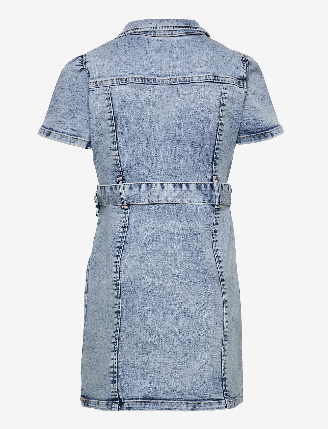 Lindex - Dress denim Linda - kleider - blue - 1