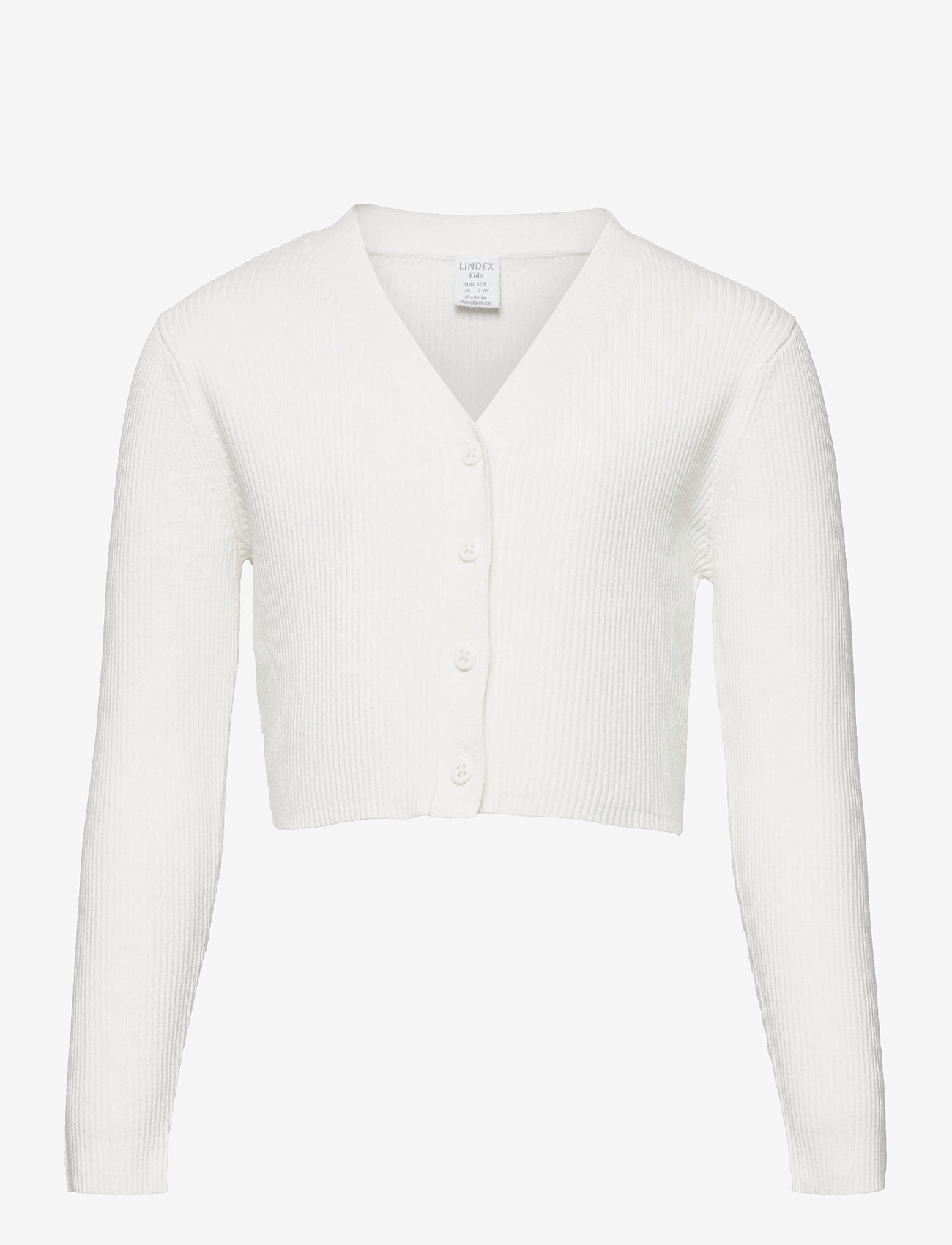 Lindex - Cardigan Sun - gilets - white - 0