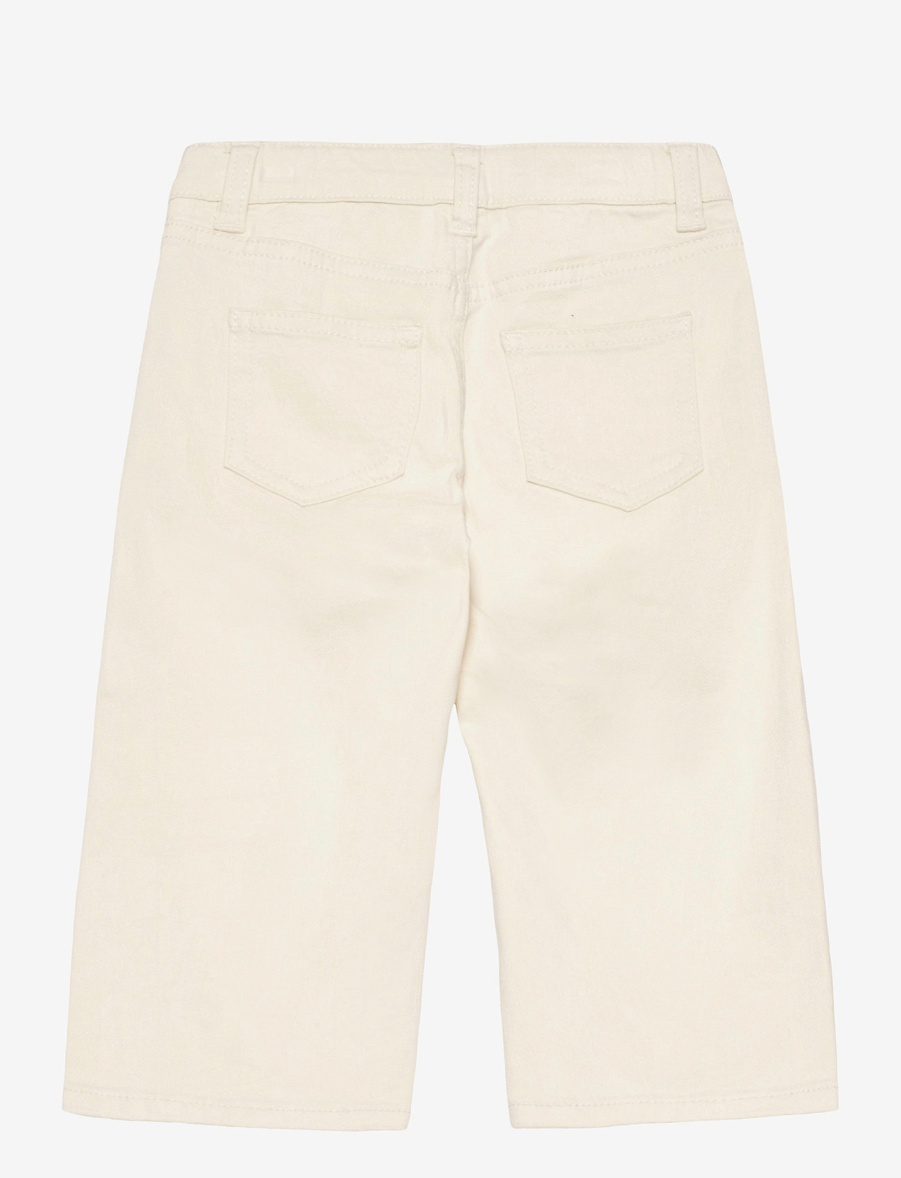 Lindex - Trousers twill Annie - trousers - beige - 1