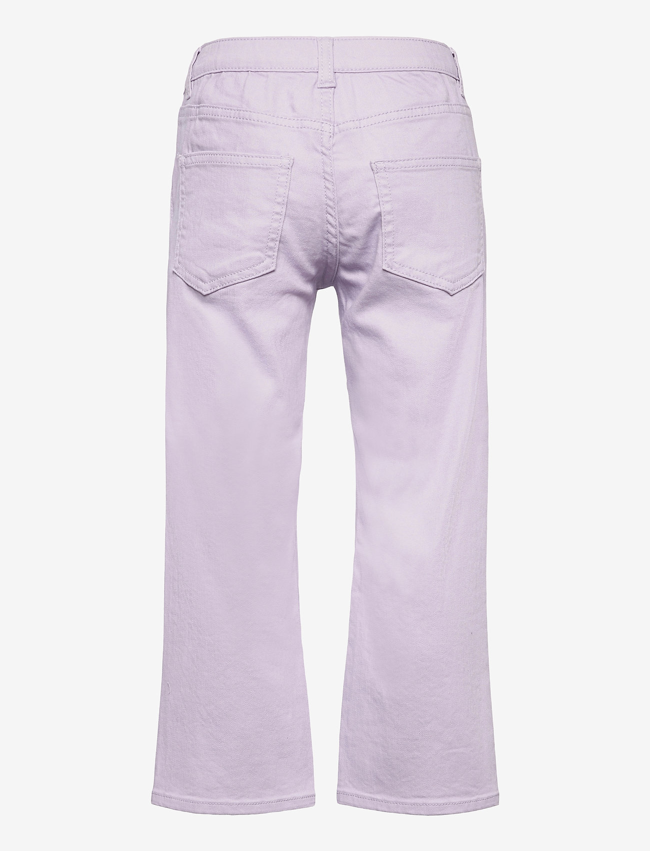 Lindex - Trousers twill Annie - trousers - lilac - 1