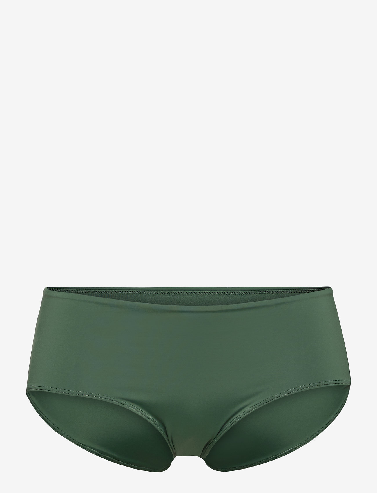 Lindex - Swim Brief Phoebe Classic Low - bikini underdele - green - 1