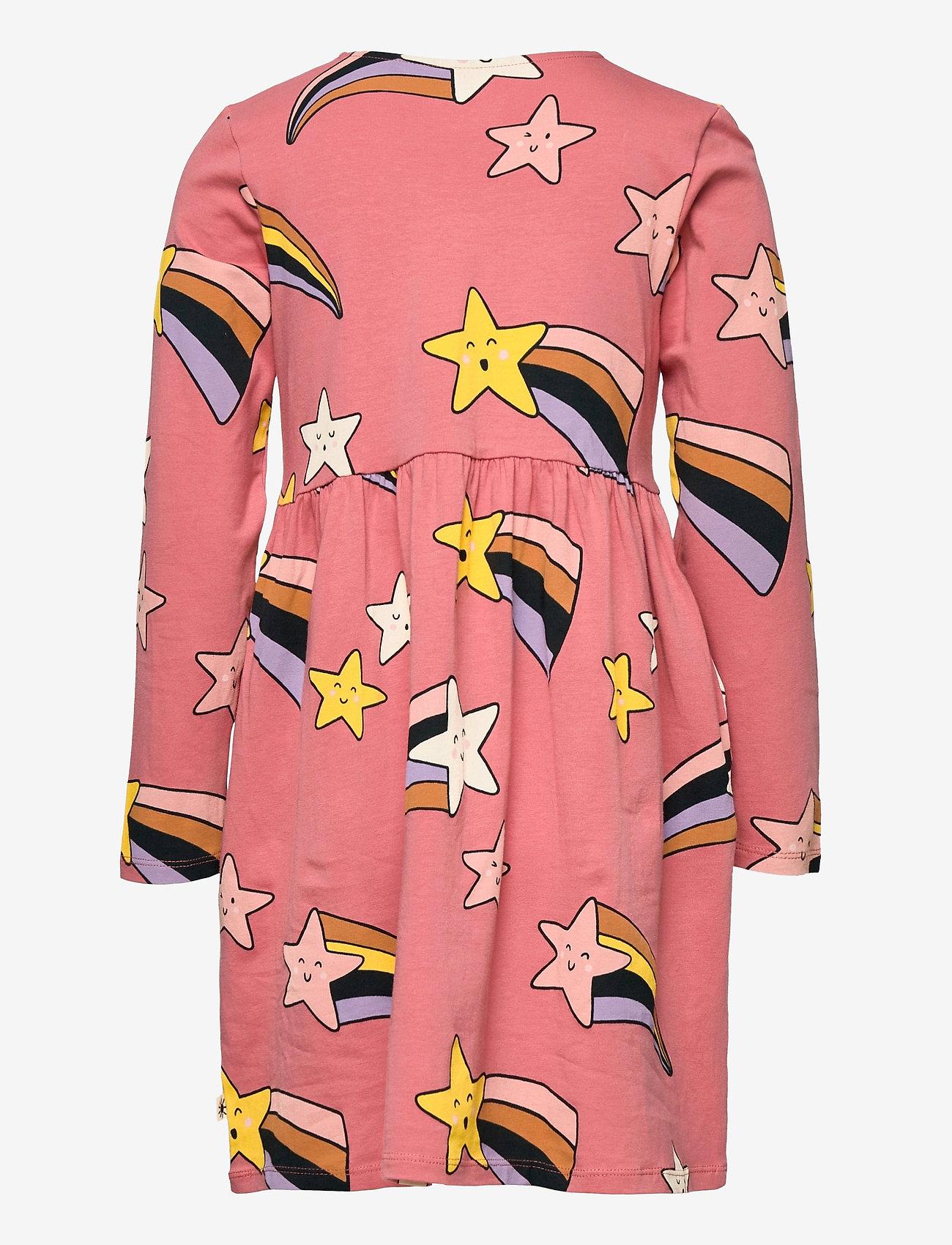 Lindex - Dress Shooting Stars - kleider - coral - 1