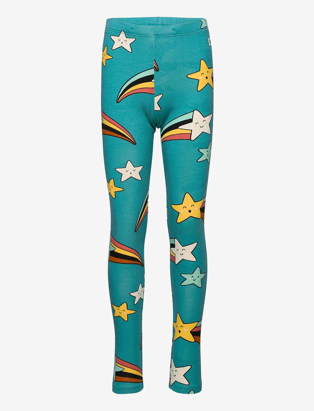 Lindex - Top   leggings SET  KIND - 2-delige sets - turquoise - 2
