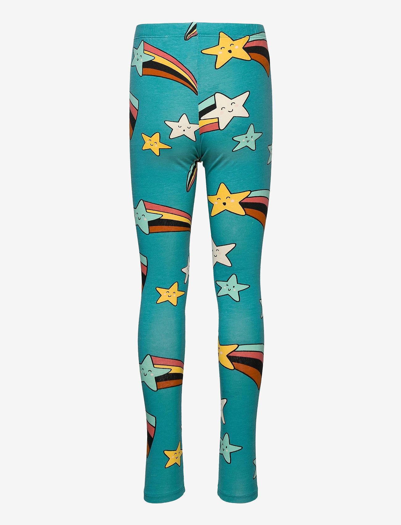 Lindex - Top   leggings SET  KIND - 2-delige sets - turquoise - 3