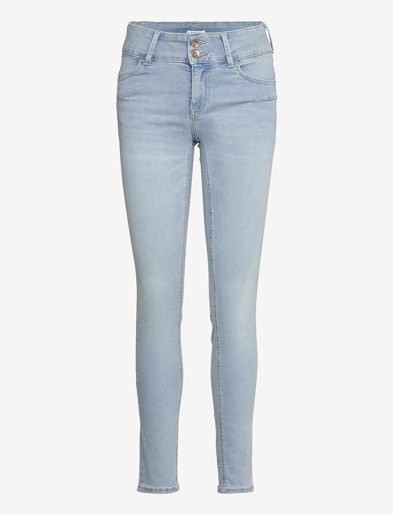 Lindex - Trousers denim Lilly lt blue - skinny jeans - blue - 0