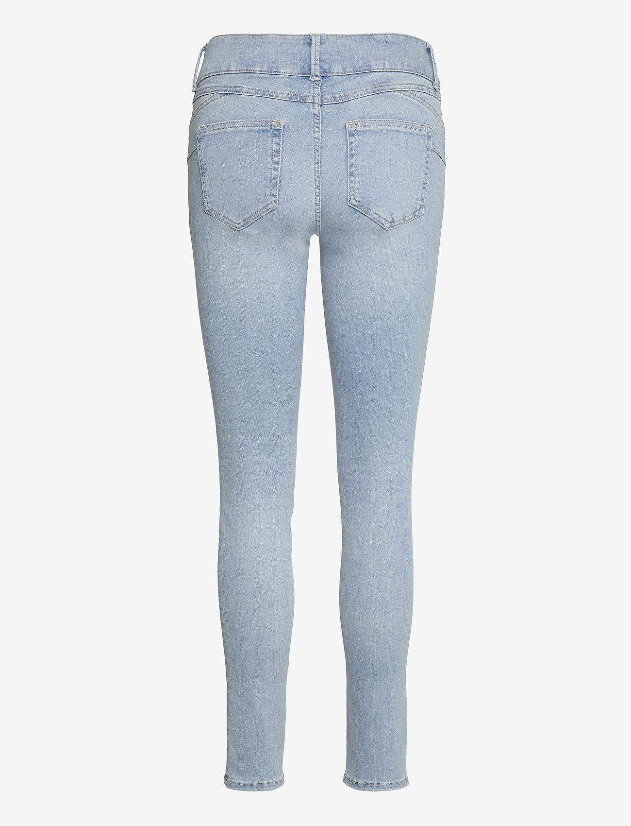 Lindex - Trousers denim Lilly lt blue - skinny jeans - blue - 1