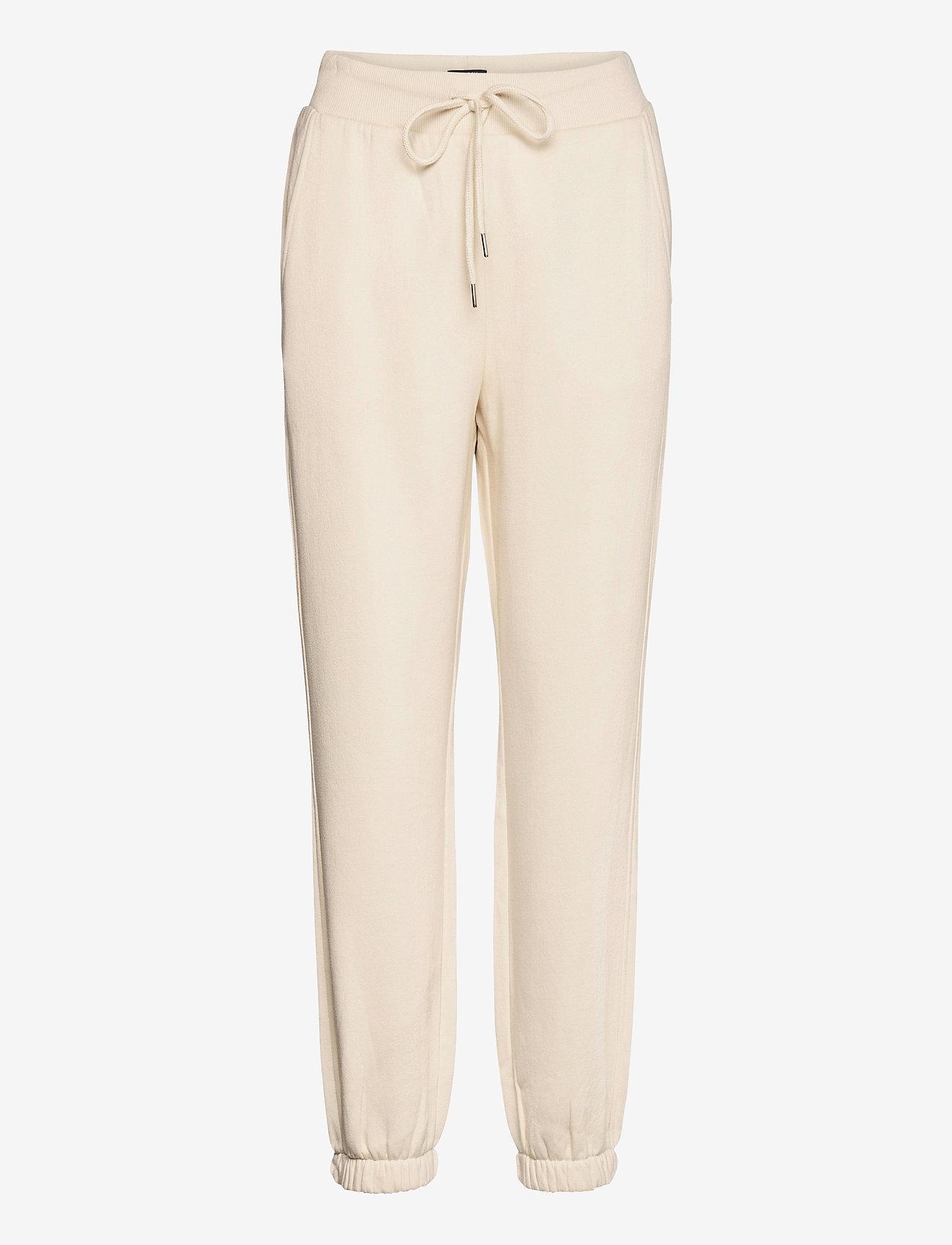 Lindex - Trouser Pernille - vêtements - beige - 0