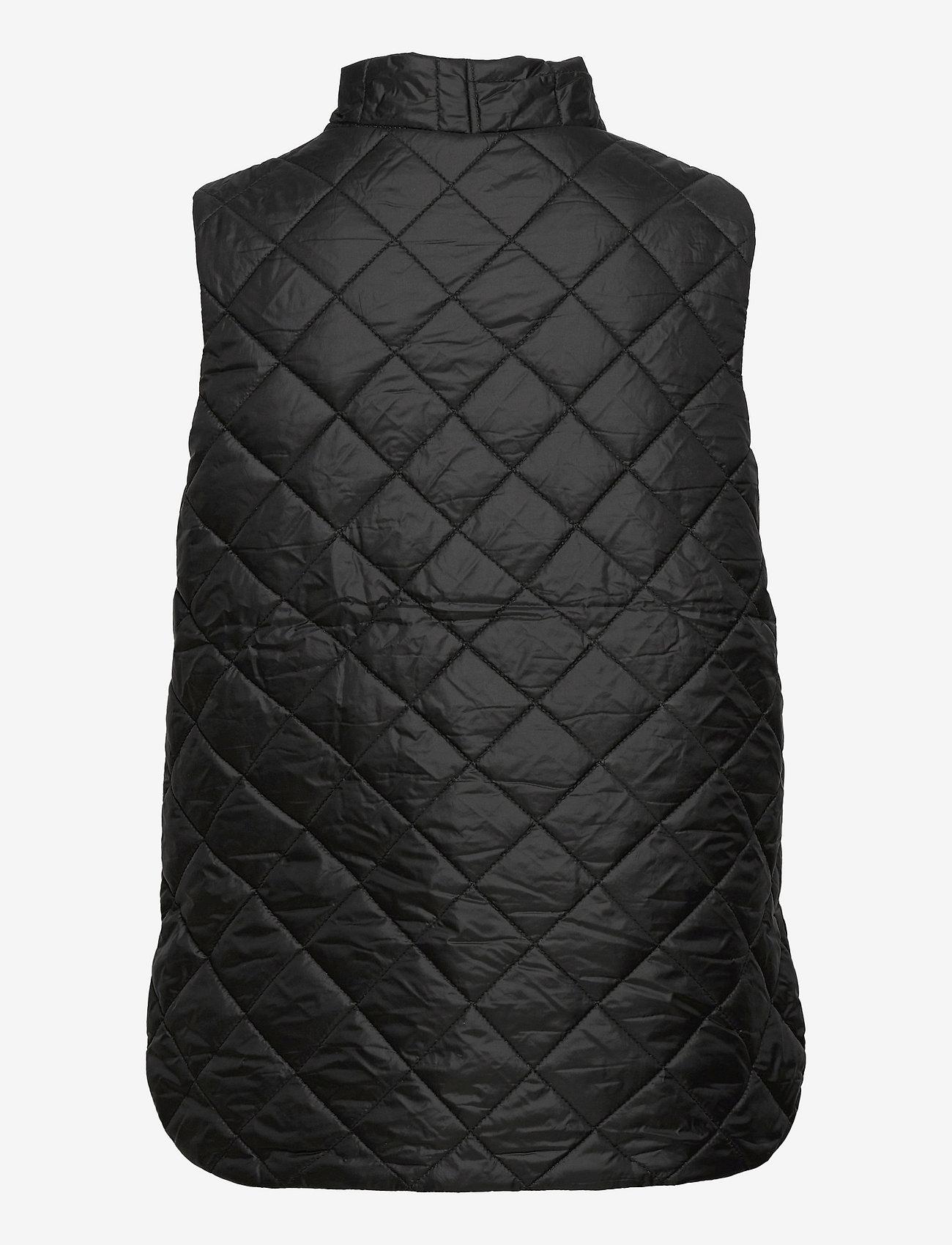 Lindex - Vest Vendela - puffer vests - black - 1