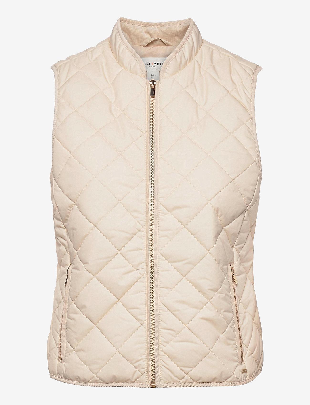 Lindex - Vest Samara - puffer vests - beige - 0