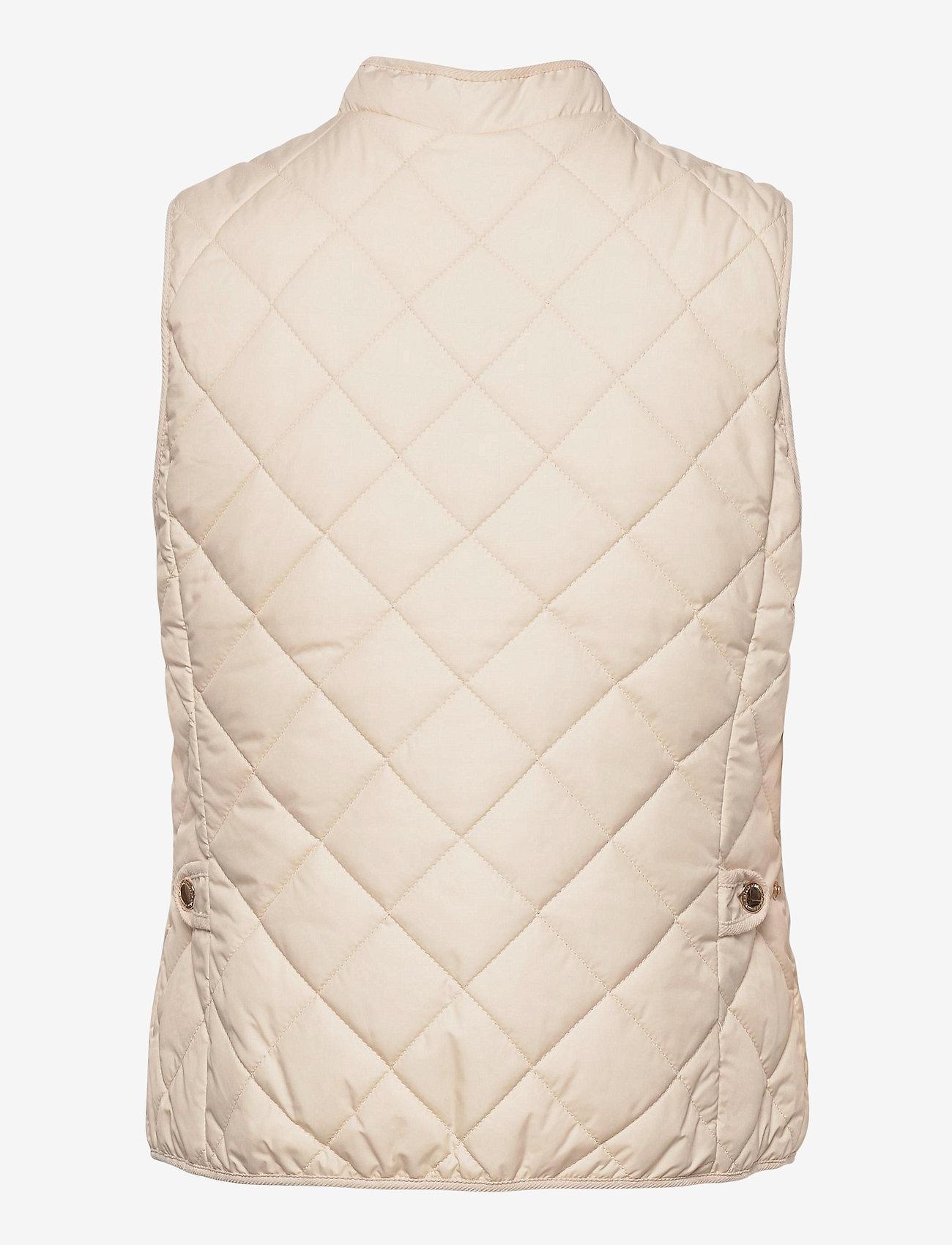 Lindex - Vest Samara - puffer vests - beige - 1