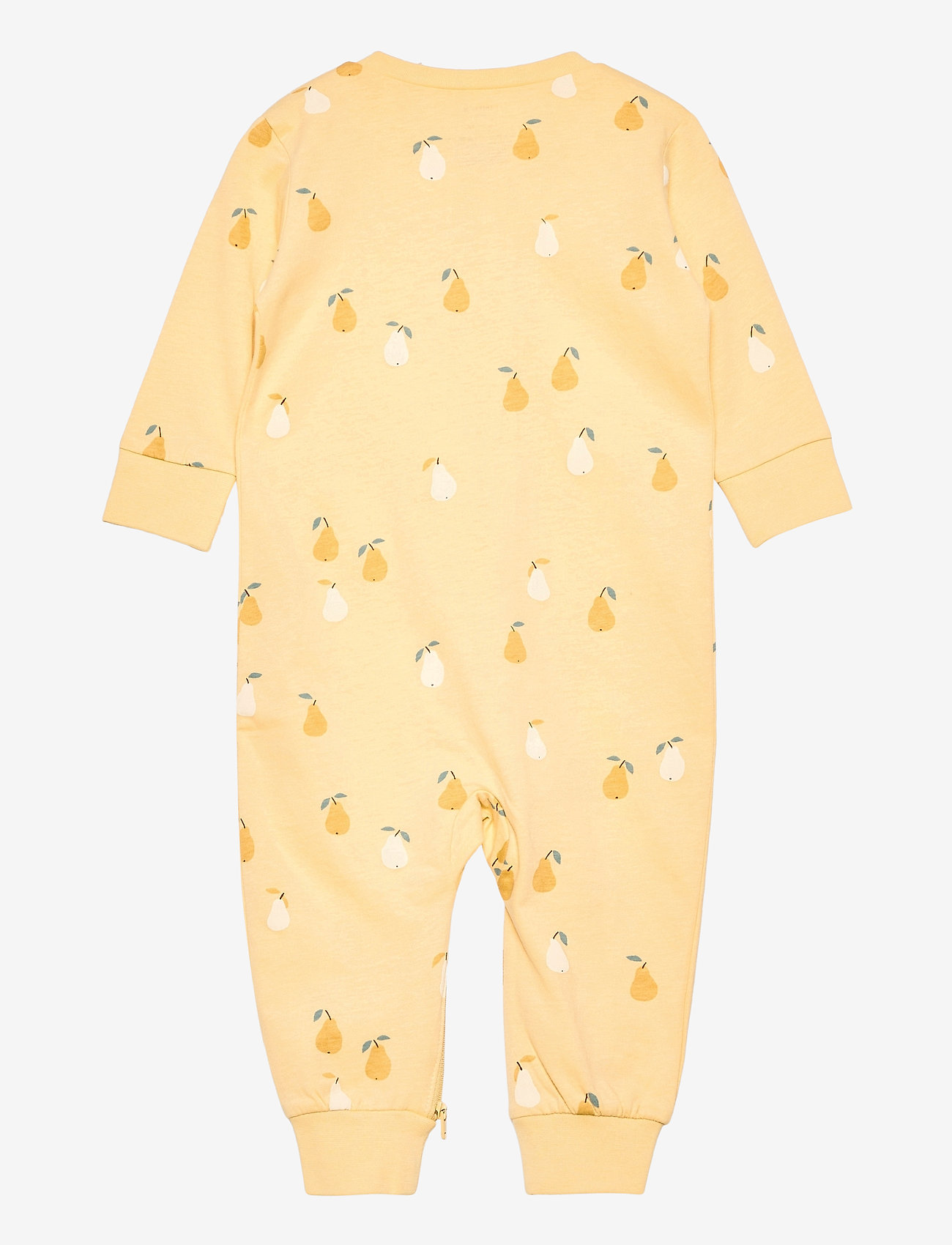 Lindex - Pyjamas pear aop - langärmelig - yellow - 1