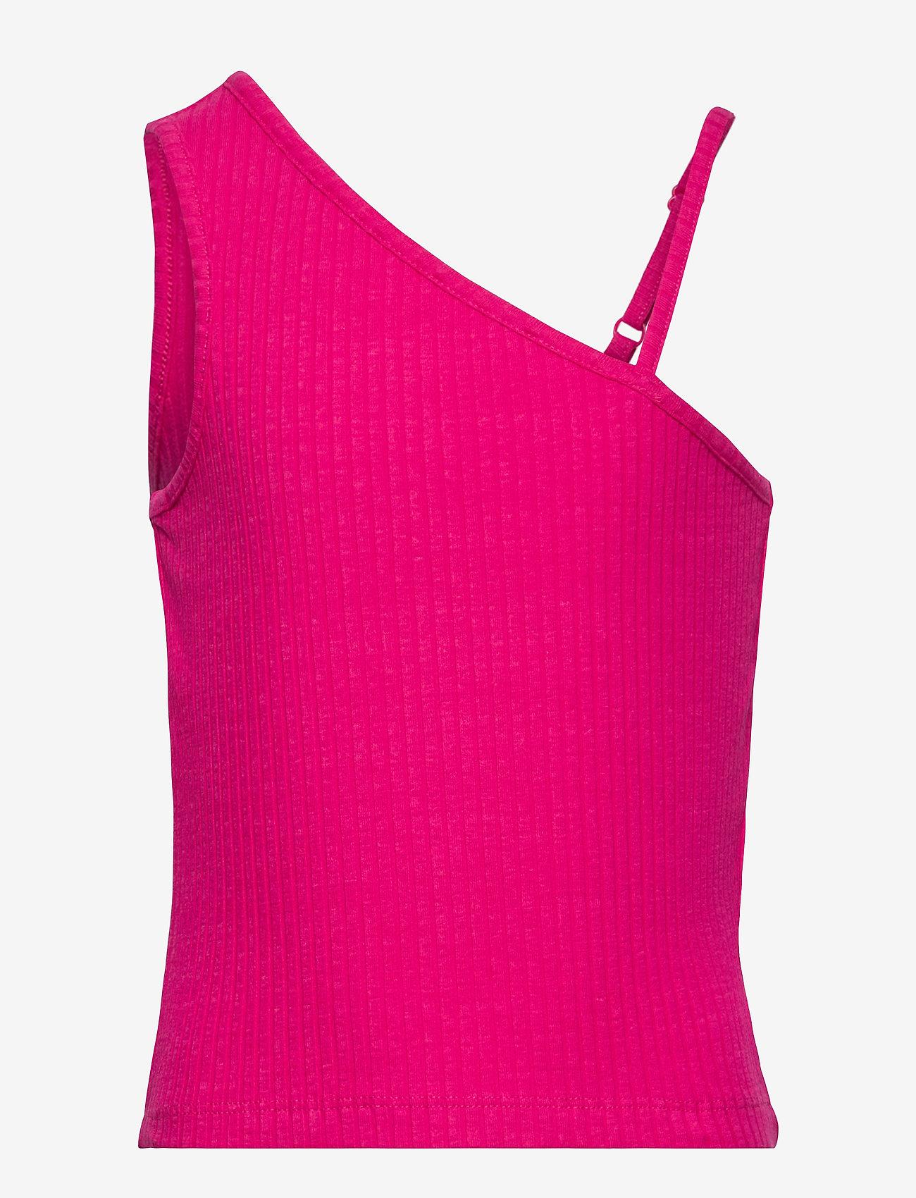 Lindex - Tank top Nora - zonder mouwen - pink - 0