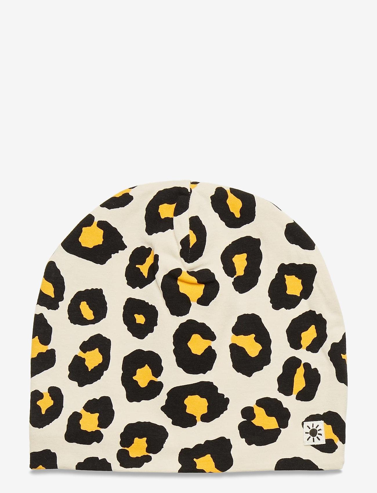 Lindex - Cap tricot Leo Koala - hatte og handsker - beige - 0