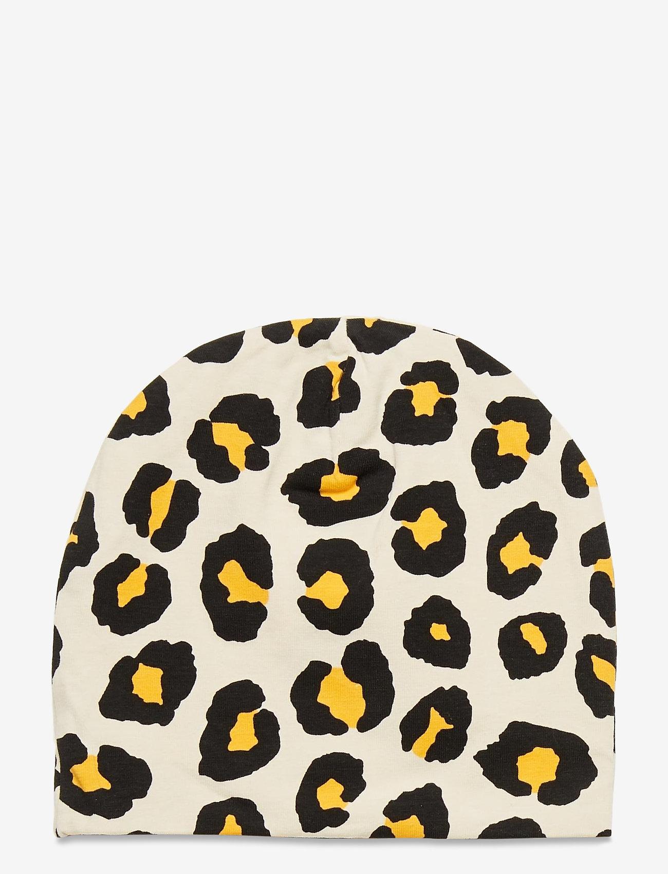 Lindex - Cap tricot Leo Koala - hatte og handsker - beige - 1