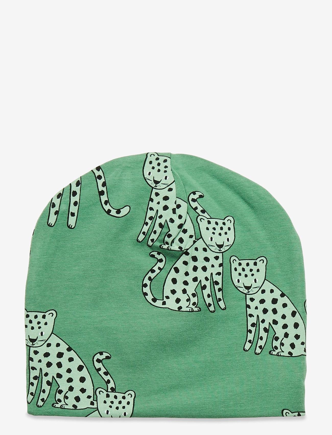 Lindex - Cap tricot Leo Koala - hatte og handsker - green - 1