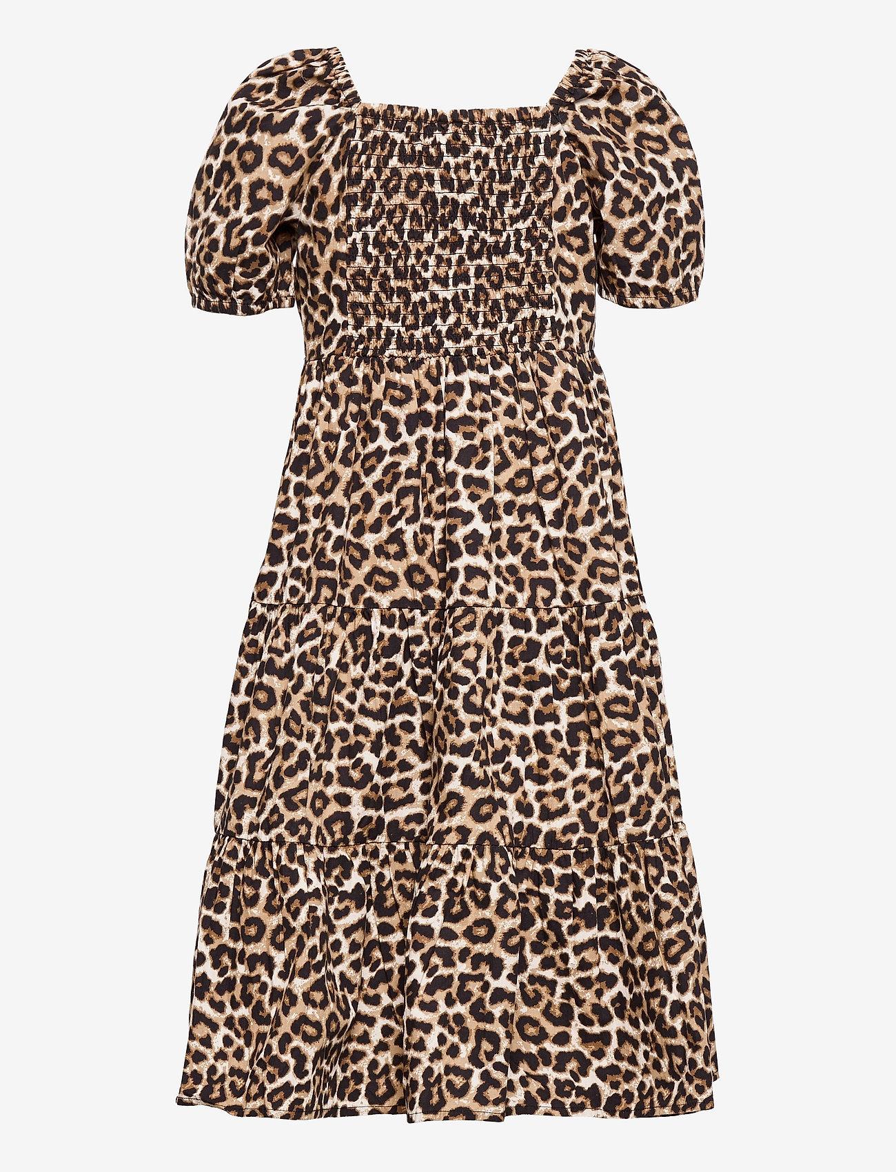 Lindex - Dress Zita - jurken & rokjes - beige - 1