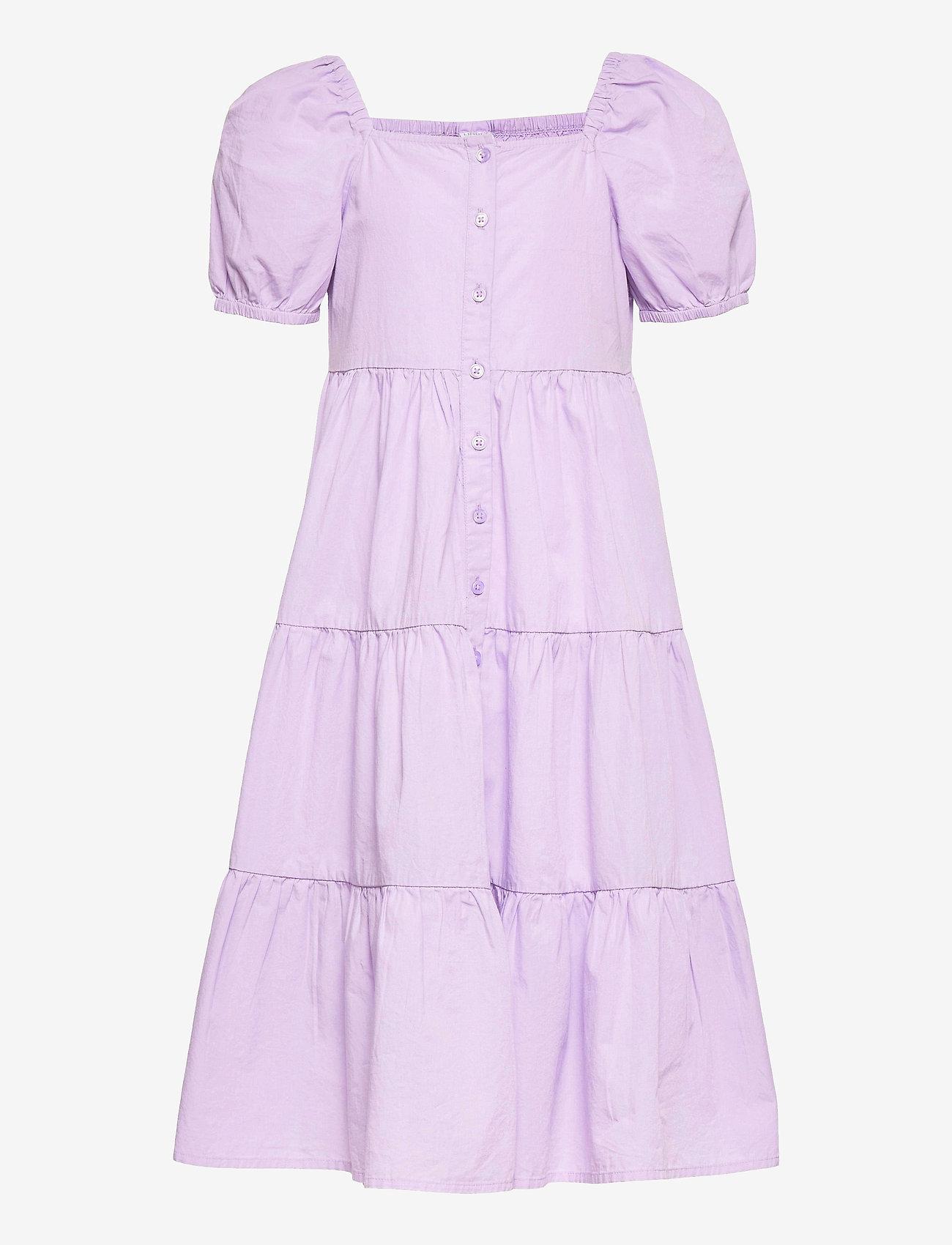 Lindex - Dress Zita - kjoler & nederdele - lilac - 0