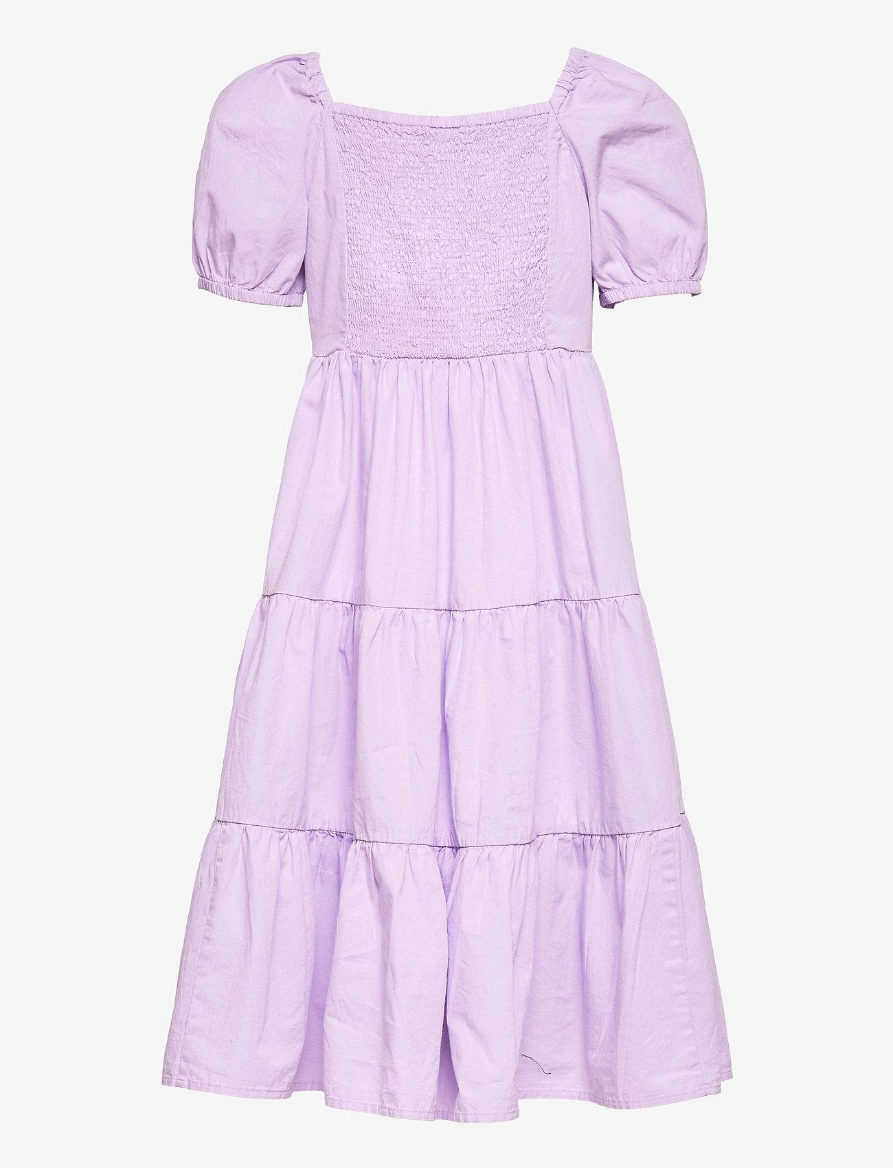 Lindex - Dress Zita - kjoler & nederdele - lilac - 1