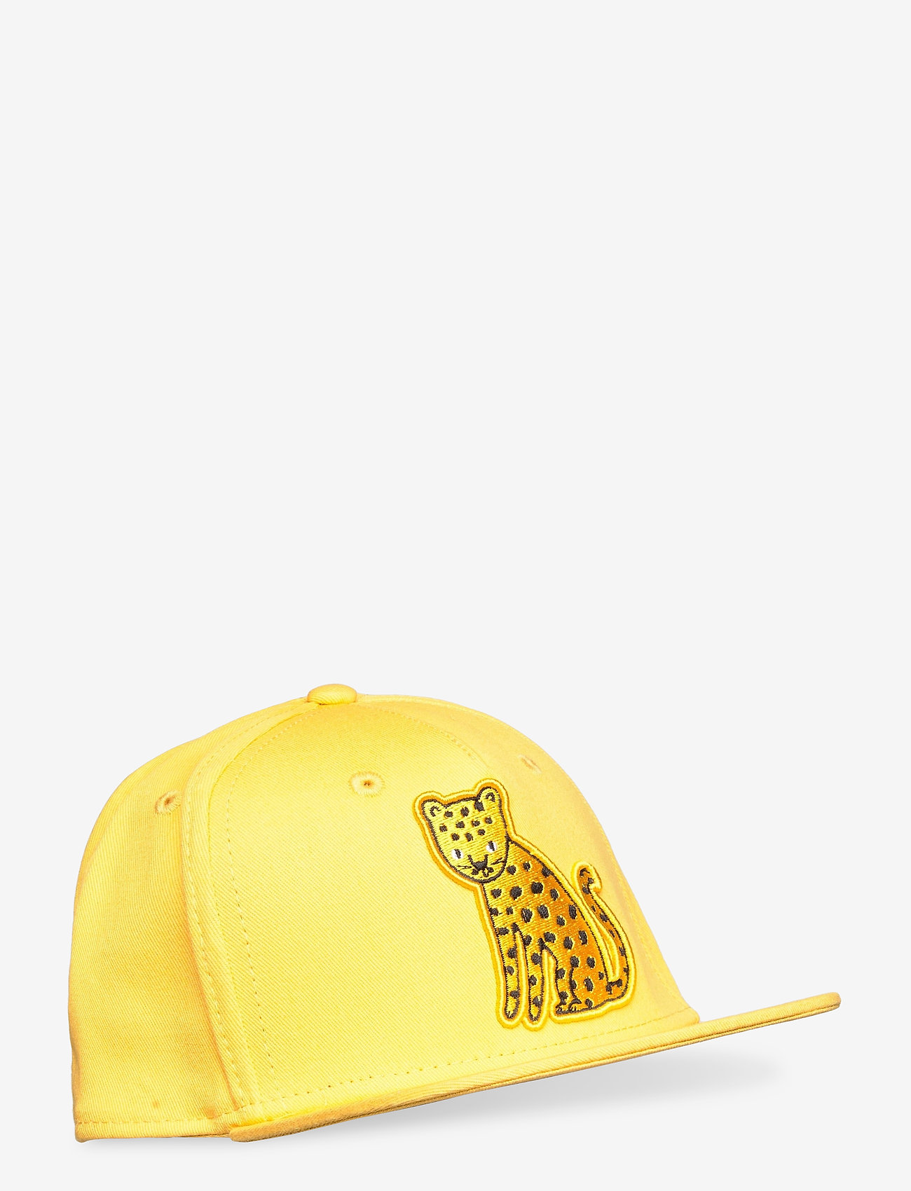Lindex - Cap flatpeak Leo - huer & kasketter - yellow - 0