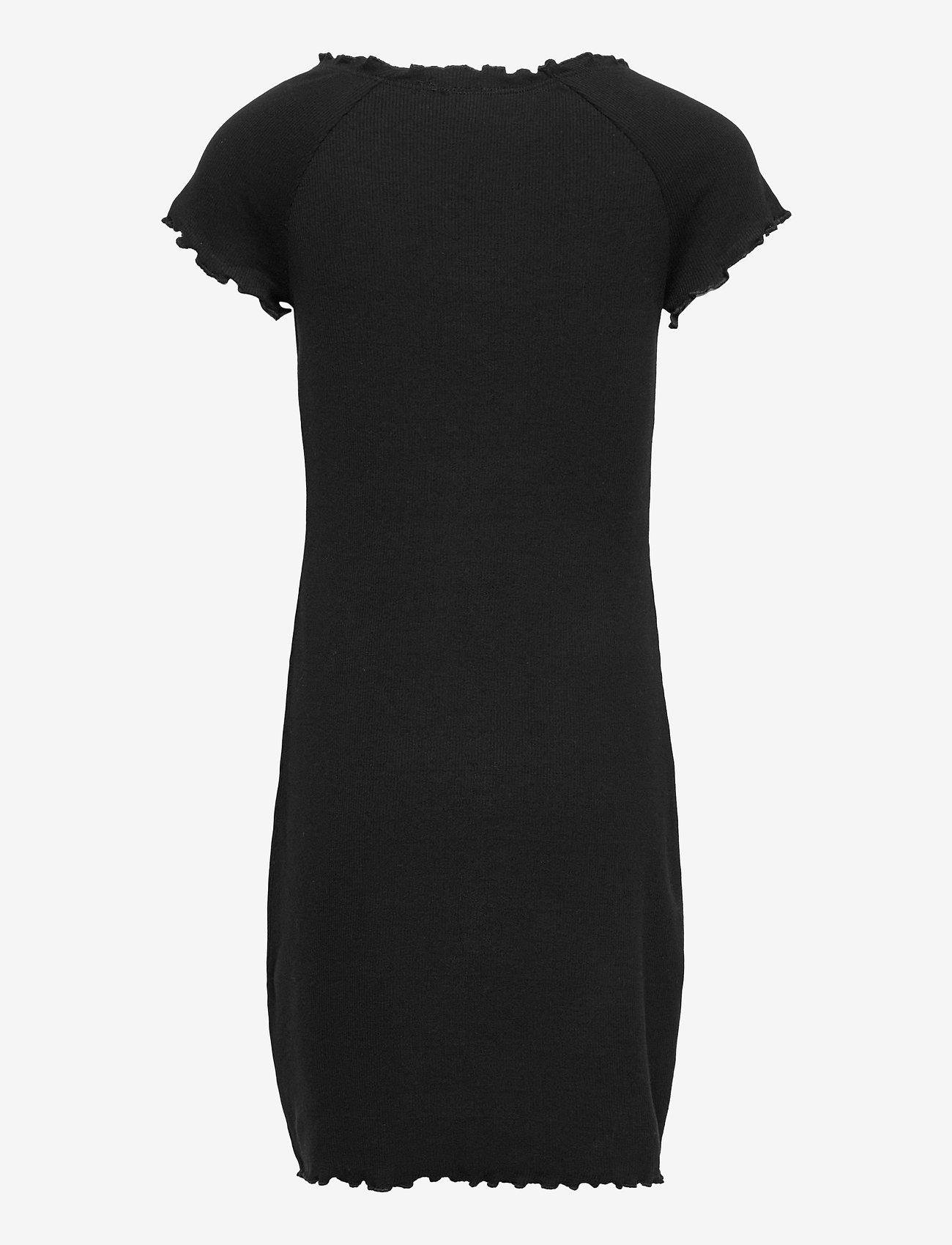 Lindex - Dress Stina - kleider - black - 1