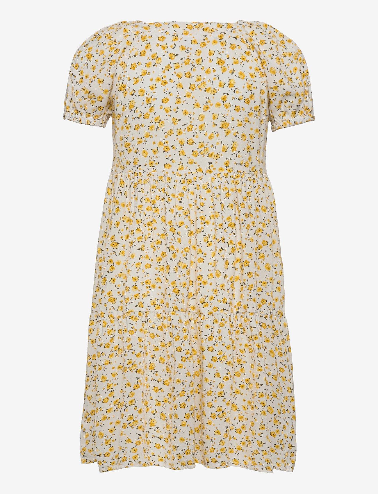 Lindex - Dress Marielle - kleider - yellow - 1