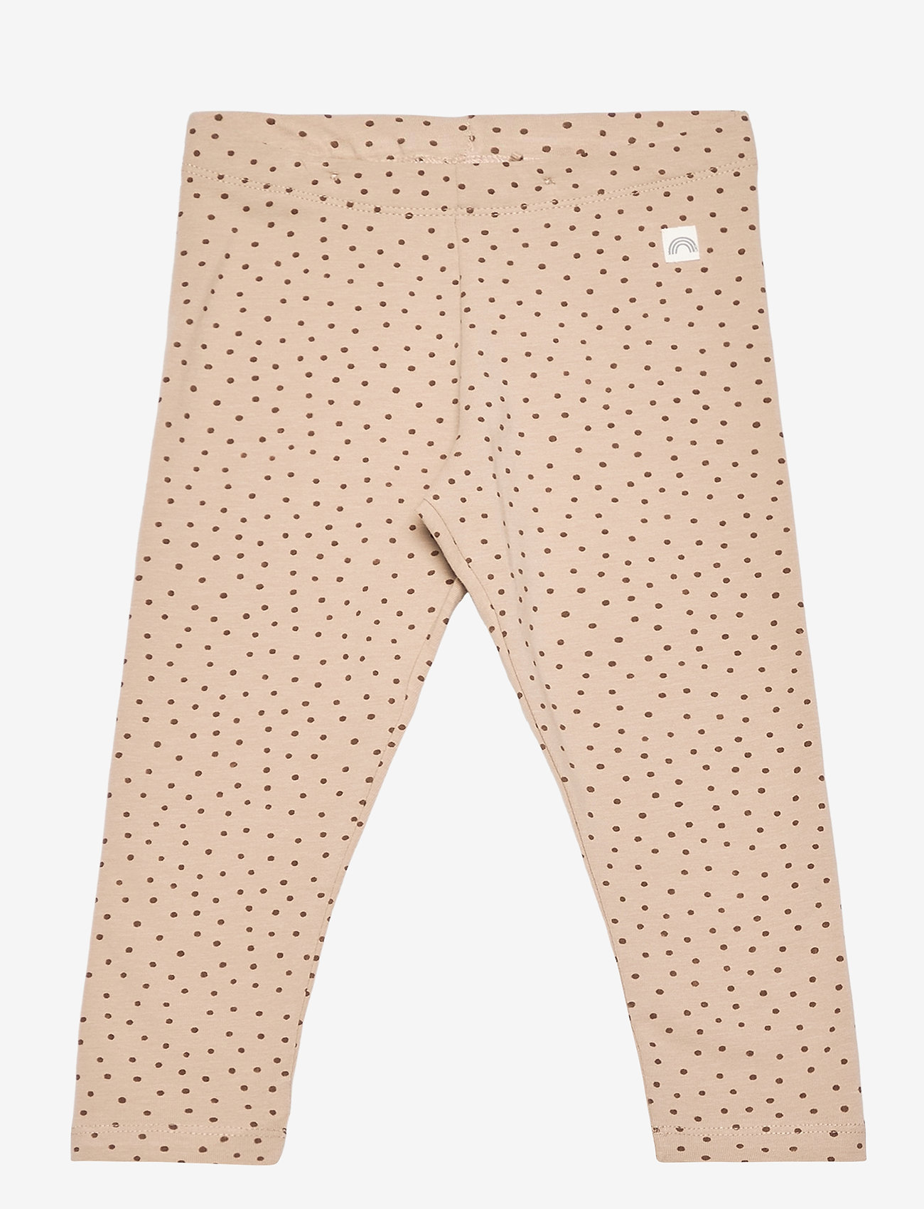 Lindex - Set top and leggings rabbit - 2-delige sets - yellow - 2