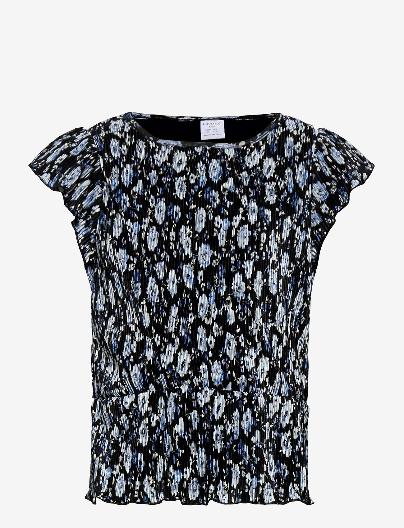 Lindex - Top Erica - blouses & tunics - black - 0